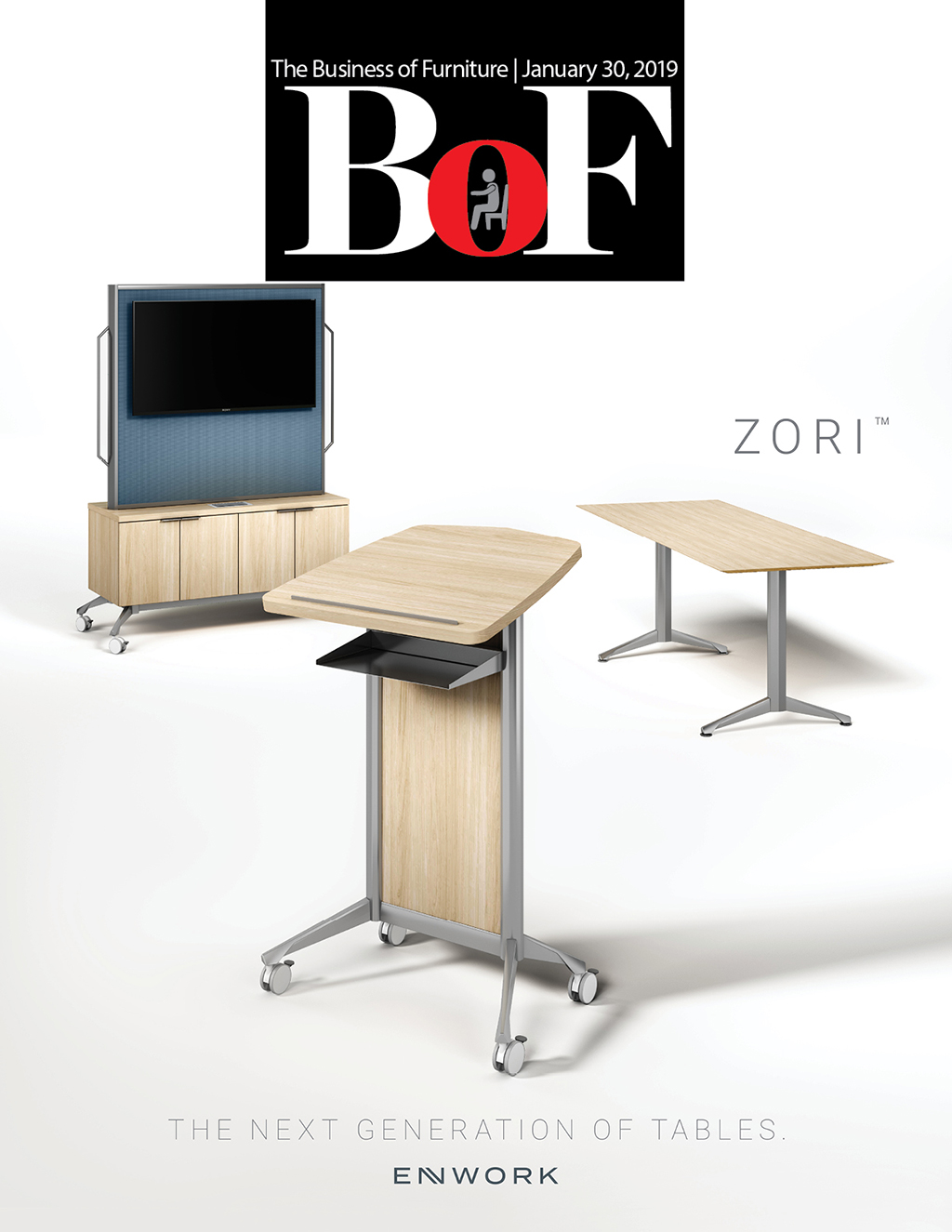 A Moveable Computer Desk That Retains You Nicely Organized Business of Furniture - January 30, ...
