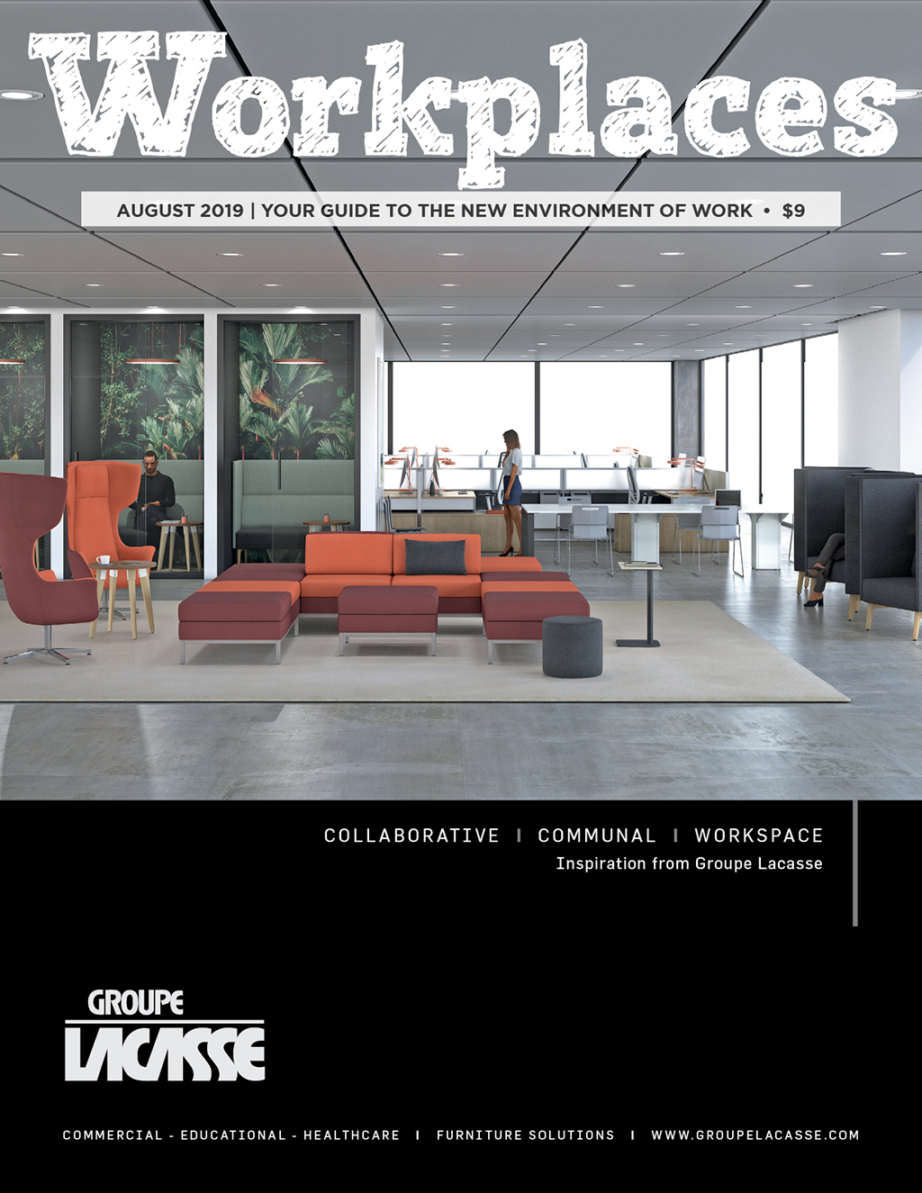 Bellow Press - Latest Editions of Workplaces Magazine